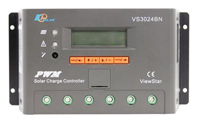 ViewStar-BN Series (10-60A) – בקר טעינה PWM